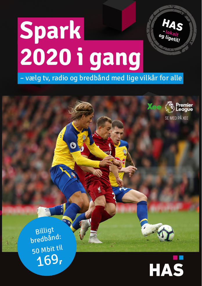 Folder kanaloversigt 2020